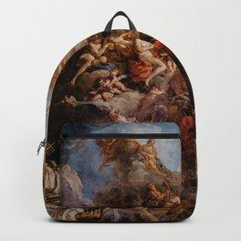 Palace of Versailles Mural - Michelangelo Backpack