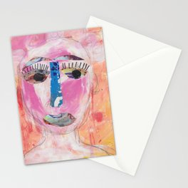 Missy in Pieces Stationery Cards