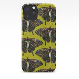 swallowtail butterfly citron iPhone Case