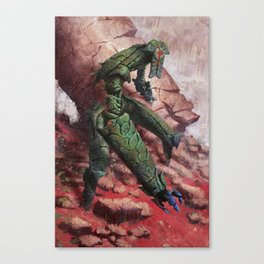 Scavenger Heroes series - 4 Canvas Print