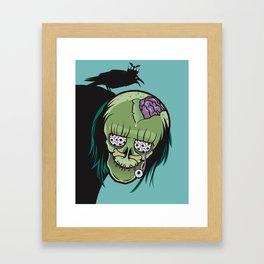 20 Eyes in my Head Framed Art Print