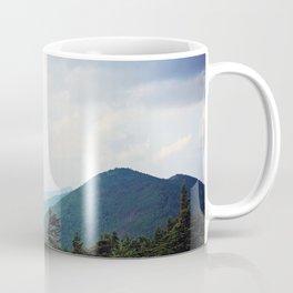 Atop Mt Mitchell Coffee Mug