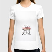 dracula T-shirts featuring Dracula by Ana Sofia Santos