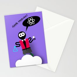 Geektastic Stationery Cards