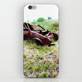 Parking Space iPhone Skin