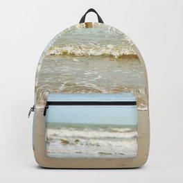 Golden Shores Backpack