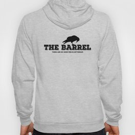 The Barrel Hoody