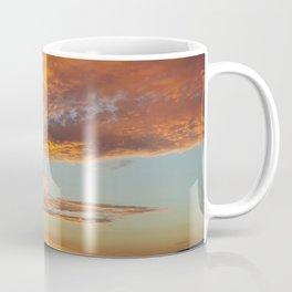 Set your life on fire - Sunset Madras Oregon Coffee Mug