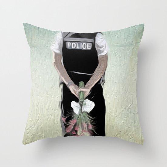 the Bill Throw Pillow
