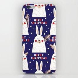 Mery Bunny iPhone Skin