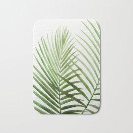 Fresh Palm Fronds Bath Mat