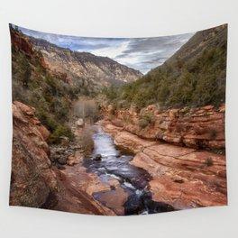 Slide Rock State Park - Arizona Wall Tapestry