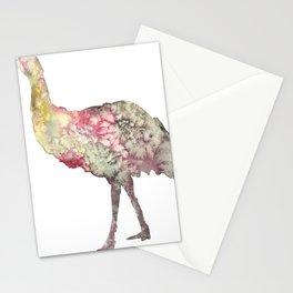Animal zone illustration Stationery Cards