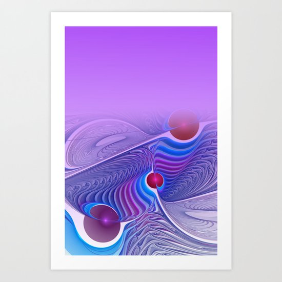 elegance for your home -12- Art Print