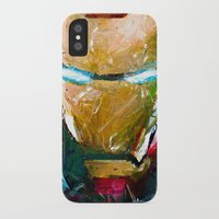 ironman iPhone & iPod Cases featuring IRONMAN by DITO SUGITO