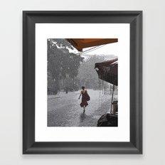 The One That Got Away Framed Art Print