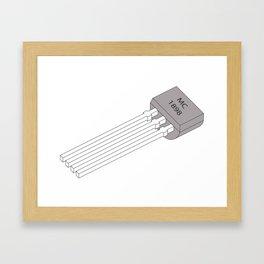 M.C. TransEscher Framed Art Print
