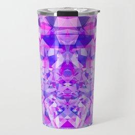 PINK SHIMMER Travel Mug