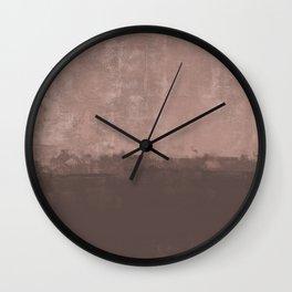 Rocky Road #41 Wall Clock