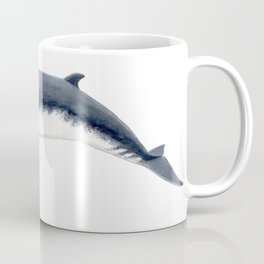 Baby Minke whale Coffee Mug