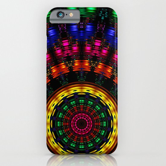 Rippling Colors iPhone & iPod Case
