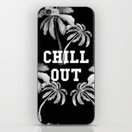 Chill Out iPhone Skin