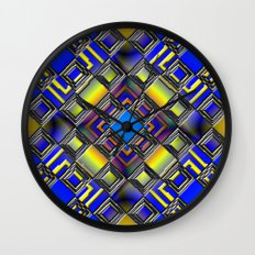 Diamond Graphix Wall Clock