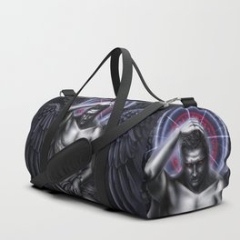 Sympathy for the Devil Duffle Bag