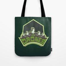 The Borg Drones Tote Bag