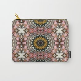 Rose Mandala by Saribelle Carry-All Pouch