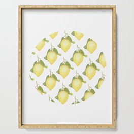 When Life Gives You Lemons Serving Tray