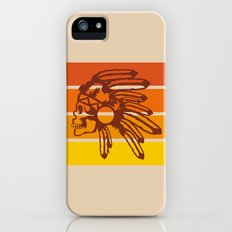 Nod to the 70's iPhone (5, 5s) Slim Case
