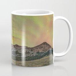 Georgia pass milky way Coffee Mug
