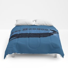 Sag Harbor Whale Comforters