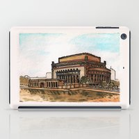 philippines iPad Cases featuring Philippines : Manila Central Post Office by Ryan Sumo