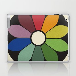 James Ward's Chromatic Circle Laptop & iPad Skin