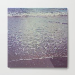WINTER SEA I Metal Print