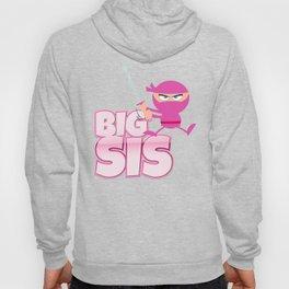 Big Sis Ninja Hoody