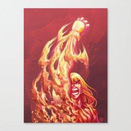 SHORYUKEN! Canvas Print