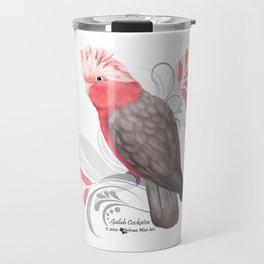 Galah Cockatoo Travel Mug