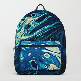 River of Blue Backpack