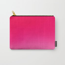 pink ombre Carry-All Pouch