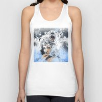 arctic monkeys Tank Tops featuring Arctic Tears by Fresh Doodle - JP Valderrama