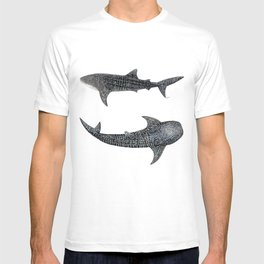 Whale sharks T-shirt