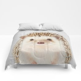 Hedgehog - Colorful Comforters