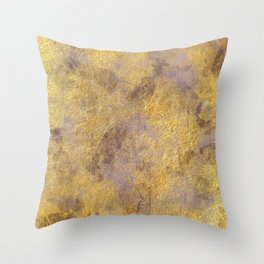 You're Golden Throw Pillow