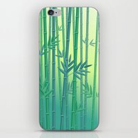 serenity iPhone & iPod Skins featuring Serenity by Natalia Linn