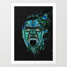Revision Art Print