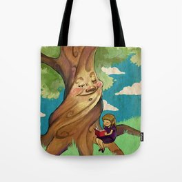 Mother Tree Tote Bag