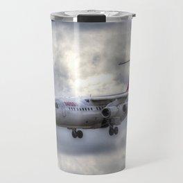 Swiss Air Travel Mug